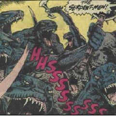 Serpent Men (Marvel Comics)
