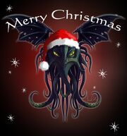 Cthulhu christmas by theepic1-d5oodfe