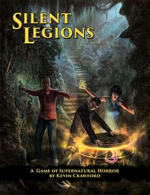 Silient legions cover