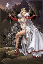 Queen of Diamonds 2 (Zenescope Entertainment)
