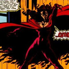 Chthon-possessed Scarlet Witch