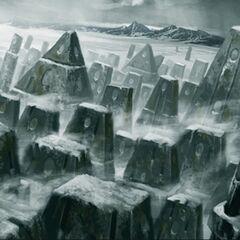 Elder Thing City (Fantasy Flight Games)