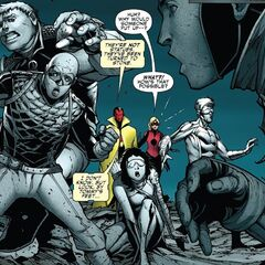 People Turned to Stone (Mighty Avengers Vol 1 21)