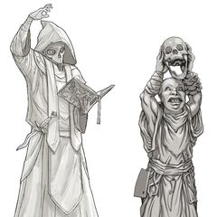 Tcho-Tcho Cultist (Cthulhu Wars)