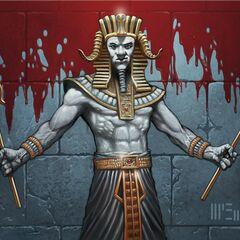 Dark Pharaoh (Fantasy Flight Games)