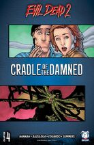 Evil Dead 2, Cradle of the Damned