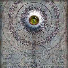 Azathoth, as it appears in Russell's Guide (merzo.net)