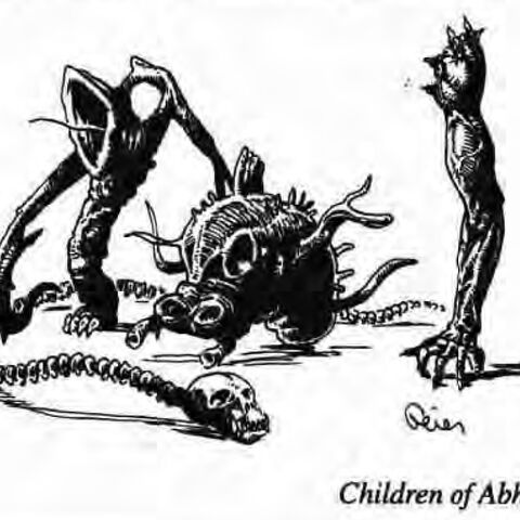 Children of Abhoth