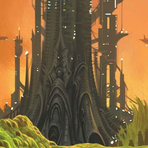 Citadel of the Black