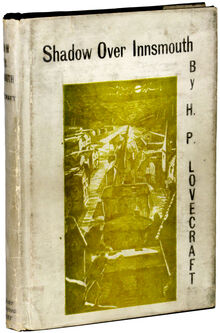 The shadow over inssmouth first edition