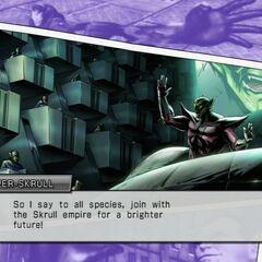 Skrull-led Cosmos (Earth-30847, Divergent Timeline)