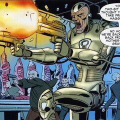 Silvermane (cybrog crimelord)