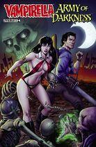 Vampirella-Army of Darkness, Part 4