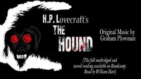 "HP Lovecraft's ""The Hound"" Full Score Creepy Horror Music"