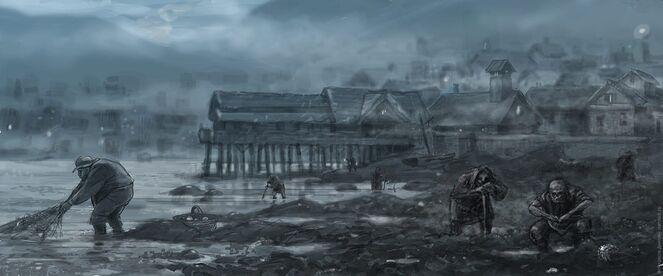 Лавкрафт-Lovecraft-art-тень-над-иннсмаутом-1810780