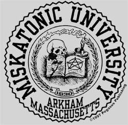 Miskatonic University Logo