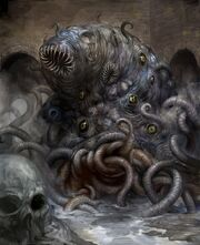 Shoggoth by douzen-d5i2sf8