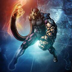 Skrull Emperor Kl'rt (aka, Super-Skrull)