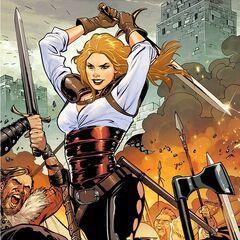 Valeria the Pirate Queen
