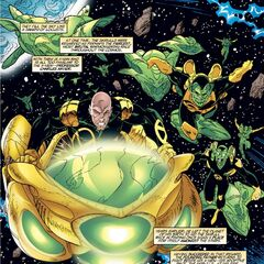 Skrulls, Allies of the X-Men (Earth-32000)