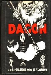 Dagon Cover