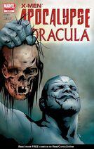 X-Men, Apocalypse vs Dracula, Part 4