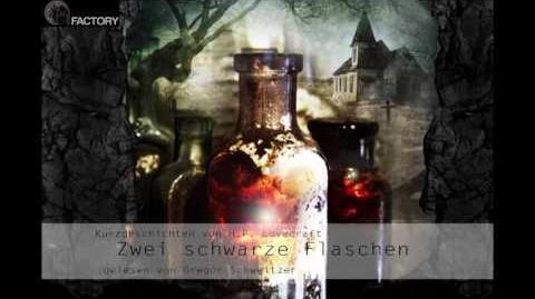 H.P. Lovecraft- Zwei schwarze Flaschen