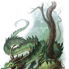 Celestial Dragon of Tian