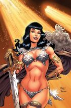 Bettie Page 4 (Dynamite Entertainment)