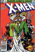 Uncanny X-Men Annual Vol 1 6