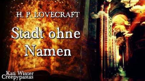 Stadt ohne Namen - H. P. Lovecraft (Grusel, Horror, Hörbuch) DEUTSCH