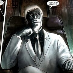 Mister Negative (mutate crimelord)