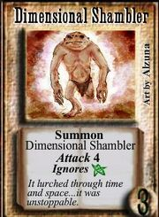 Vagabundo dimensional