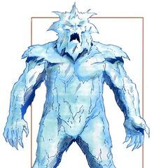 Ymir the Frost Giant (Ruler of Jotunheim)
