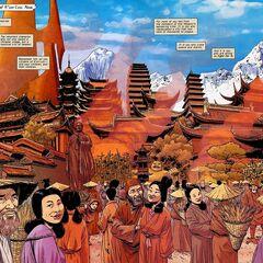 K'un-Lun (within Tibet)