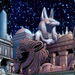 Earth-4321 (Thanos the God)
