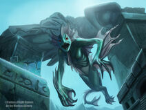 Call of Cthulhu Mother Hydra by PearlPhoenix