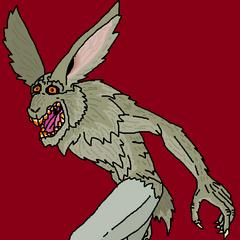 Were-Rabbit Humanoid