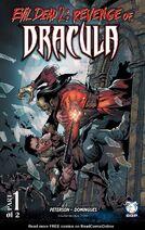 Evil Dead 2, Revenge of Dracula
