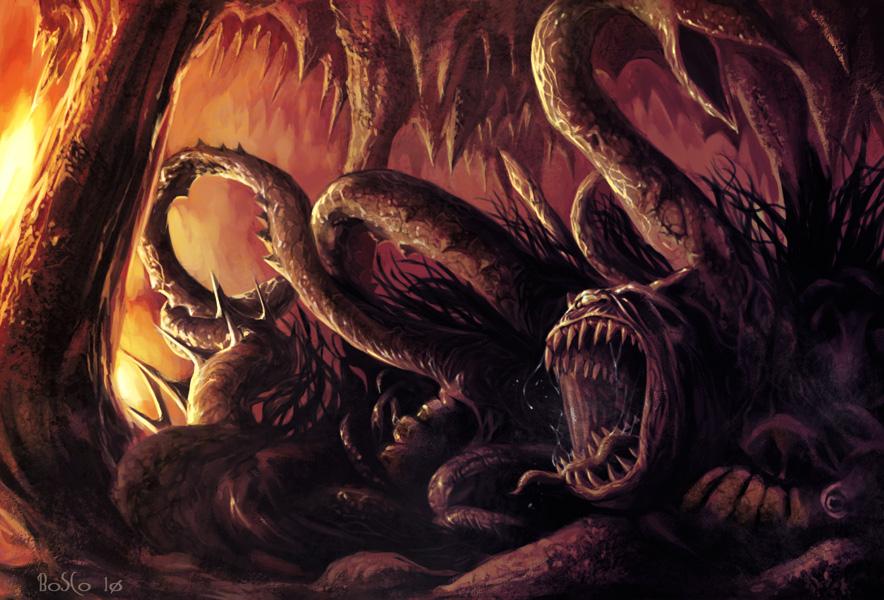 Ghatanothoa | Wiki Lovecraft | Fandom