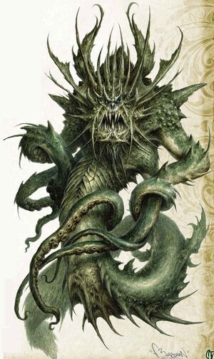 Dagon, Demon Lord (Paizo)