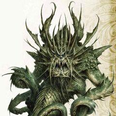 Dagon, a Demon Lord