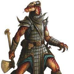 Serpentfolk Race