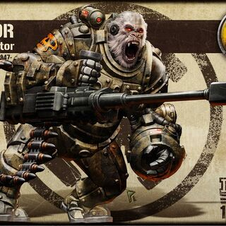 Super-Ape Soldier