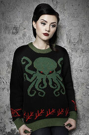 Cthulhu-Lovecraft-Sweater