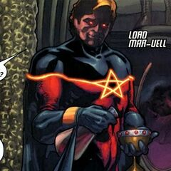 Lord Mar-Vell