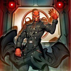 Red Skull (Genocidal Nazi)