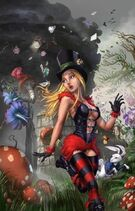 Violet Liddle 2 (Zenescope Entertainment)