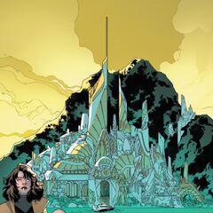 Magneto's Island