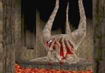 """Шаб Ниггурат и шамблер в компьютерной игре """"Quake"""""""